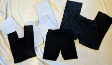 Lot 4 Of Circo Girls Athletic pants~Shorts~ thick ankle tights Dancer lot 7-8