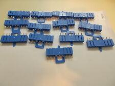 Steckverbinder mit Lötzungen, 9-polig - 13 Stück
