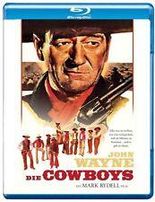 THE COWBOYS - Blu Ray Disc -