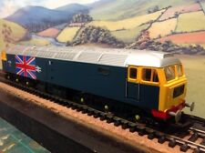 Lima class 47. Stratford 1977 Silver Jubilee livery. 47 164. Boxed