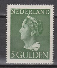 NVPH Netherlands Nederland nr 348 MLH ong Koningin Wilhelmina 1946 Pays Bas