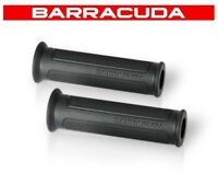 COPPIA MANOPOLE BASIC NERE BARRACUDA MOTO DUCATI MONSTER 620