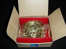 Vintage Shimano Dura Ace 6 Speed Freewheel ( 13 x 19 ) Nickel -Gold Finish NOS