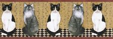 CATS Wallpaper Border AFR7103
