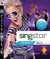 Sony Computer Entertainment SingStar Vol. 2 [video game]