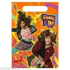 DISNEY'S SHAKE IT UP BIRTHDAY PARTY supplies (TREAT BAGS) FREE SHIPPING