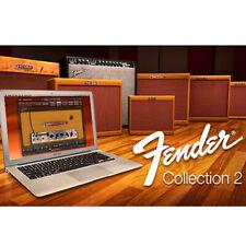IK Multimedia AmpliTube Fender Collection 2, guitar, amp