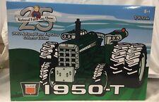 ERTL Oliver 1950-T Toy Farmer 2002 National Farm Toy Show 1/16 NIB