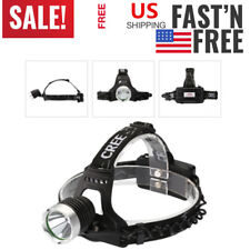 30000LM LED Cree XML T6 Headlight Flashlight Torch Headlamp Head Light 18650