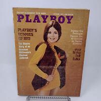 Playboy Magazine October 1972 Bunnies of 1972, Meir Kahane