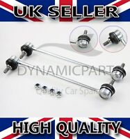 FORD FIESTA V FRONT STABILISER ANTI ROLL BAR DROP LINKS 1761200 2002-2008 (PAIR)