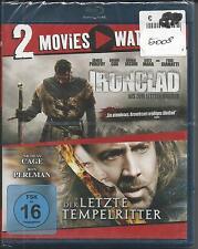 Der Letzte Tempelritter/Ironclad Bd [Blu-ray] - Neu!