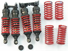 NEW 2.4GHZ REVO 3.3 FRONT AND REAR HARD COATED SHOCKS SPRINGS MOUNTS 5460x