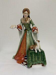 Vintage 1995 Royal Doulton Lady Jane Grey Figurine HN3680