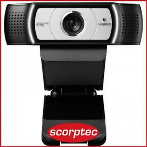Logitech C930e 1080p Business Webcam