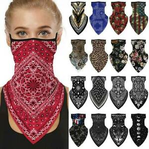 Face Mask Neck Tube Scarf Biker Cycling Ski Snood Balaclava Bandana Multi-use
