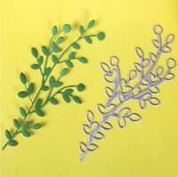 Leaves metal Cutting Dies Stencils for DIY Scrapbooking Die Cuts Paper Cards