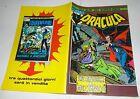 Gli Albi dei Supereroi n.13 serie Dracula n.2 edizioni Corno del 1973