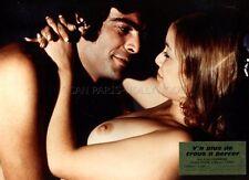 SEXY MERCURE LOMEZ Y'A PLUS DE TROUS A PERCER 1971 VINTAGE PHOTO ORIGINAL #2