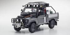 """Land Rover Defender 90 """"Tomb Raider"""" 1:18 Kyosho KSR08902TR"""