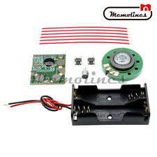 Digital Electronic Voice Recording Chip Recorder IC Module Music Card DIY Kits