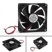 DC Brushless Cooling Fan 12V 0.2A 9025S 90x90x25mm 2 Pin CPU Computer Fan T1