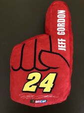 Nascar Jeff Gordon Plush Hand Pointer Finger Glove
