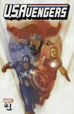 U.S. Avengers #1 Secret Variant Cover by Phil Noto.