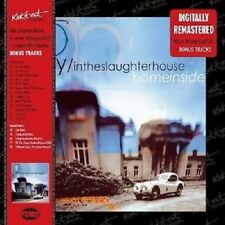 """FURY IN THE SLAUGHTERHOUSE """"HOME INSIDE/REMASTERED"""" CD NEUWARE"""