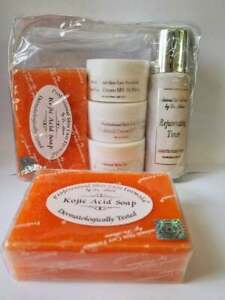 Dr. Alvin PSCF Skin Care Set with EXTRA FREE SOAP and SUNBLOCK Last one!