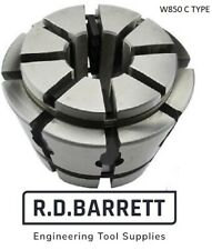 CRAWFORD C-TYPE COLLET W850 ALL ROUND SIZES AVAILABLE + VAT INVOICE