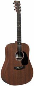 Martin D-X1E Acoustic/Electric Guitar Natural w/ Gigbag