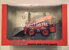 Kubota 1/24 Scale SSV65 Skid Steer Loader - Fast Shipping -