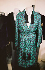 SILK ROBES MENS ORIGINAL DESIGNS BY FAMOUS DESIGNER RICK PALLACK $2,950. SEVERAL