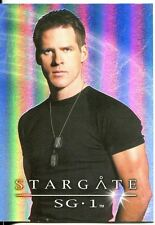 Stargate SG1 Season 9 Cast Posters Chase Card CP5