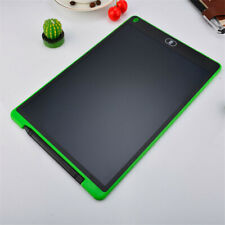 "12"" LCD Drawing Tablet Portable Writing Pad  Electronic Graphic Board For Kids"