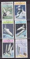 Weltraum Space Shuttle kompletter Satz Grenada 1978 C1581