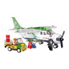 Sluban Transport Freight Plane Building Bricks Set (251 Pieces)