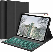 """Smart Case Magnetic Bluetooth Keyboard for iPad Air 4th Generation 10.9"""" 2020"""
