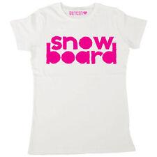 Slogan Waist Length Short Sleeve Regular T-Shirts for Women