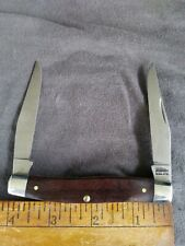 VINTAGE SCHRADE  LIMITED EDITION FOLDING POCKET KNIFE MADE IN USA nice