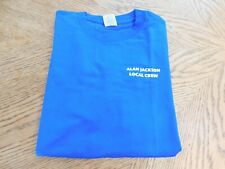 New Alan Jackson Concert Tour Local Crew T-Shirt Size Xl