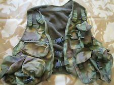 ASSAULT Ace Hydro Tac VEST chest rig ARMY DPM sas ALL ARMS molle cop Bushcraft
