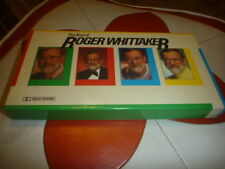 THE BEST OF ROGER WHITTAKER READERS DIGEST CASSETTE BOXSET NEW