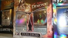 Divine Vs. Demonic Duel Deck MTG NEW Magic the Gathering Fast Shipping Canada!