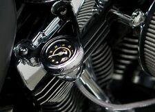 MANOMETRE PRESSION HUILE HARLEY 60 PSI TWIN CAM 1999-2013 ARLEN NESS