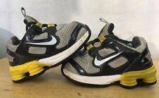 d22ba9fa28d Nike Shox NZ Baby Boy Toddler Size 4C Blue And Yellow
