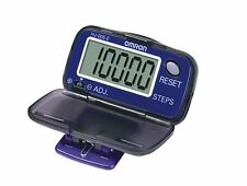 Omron HJ-005-E Vital Steps Counter light weight Pedometer With LCD Display