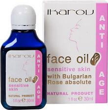 IKAROV Anti age Face Oil Sensitive Skin with Bulgarian Rose,Almond,Avocado 30ml