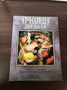 EPICURUS - THE SAGE 2003 Comic TPB Bagged/Boarded HIGH GRADE MAKE OFFER